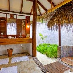 Отель Medhufushi Island Resort 4* Вилла с различными типами кроватей фото 4
