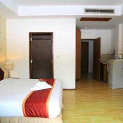Отель Chaweng Park Place 2* Улучшенный номер с различными типами кроватей фото 10