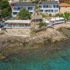 Kamer Motel Турция, Сиде - отзывы, цены и фото номеров - забронировать отель Kamer Motel онлайн пляж
