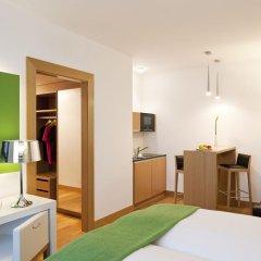 Отель NH Frankfurt Messe 4* Стандартный номер с различными типами кроватей фото 4