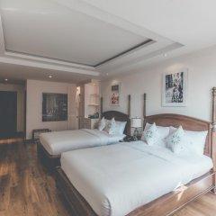 Alagon City Hotel & Spa 3* Улучшенный номер с различными типами кроватей фото 3