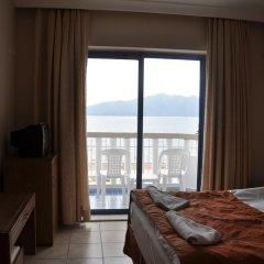 Отель Club Nergis Beach Мармарис комната для гостей фото 3