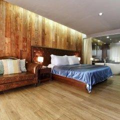 Отель Le Coral Hideaway Beyond Phuket 5* Стандартный номер разные типы кроватей фото 4