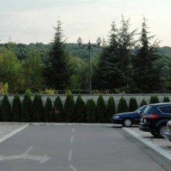 Отель Posco X Guesthouse Белград парковка