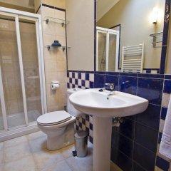 Отель Apartamentos Rurales Los Brezos* ванная
