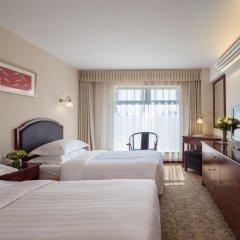 Beijing Landmark Hotel 3* Стандартный номер с различными типами кроватей фото 6
