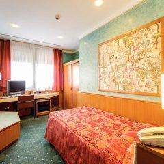 Brunelleschi Hotel 4* Стандартный номер с различными типами кроватей фото 2