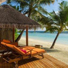 Отель Sun Aqua Vilu Reef 5* Вилла Делюкс с различными типами кроватей фото 5