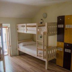 Mad4you Hostel Кровать в общем номере с двухъярусной кроватью фото 18