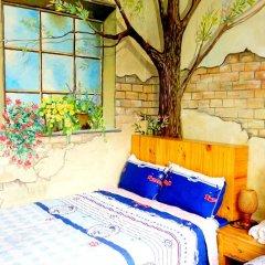 Wanderlust Saigon Hostel Стандартный номер с различными типами кроватей фото 10