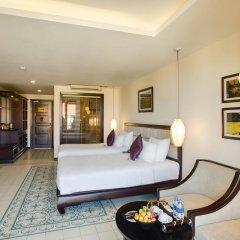Отель Hoi An Silk Marina Resort & Spa 4* Номер Делюкс с различными типами кроватей фото 12