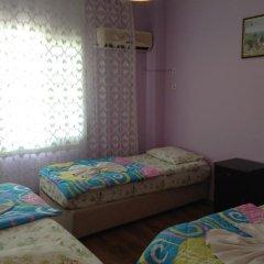 Nur Pension Кровать в мужском общем номере с двухъярусной кроватью фото 3
