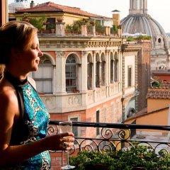 Comfort Hotel Bolivar балкон