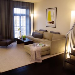 Hotel Bergs – Small Luxury Hotels of the World 5* Люкс с двуспальной кроватью фото 8
