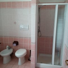 Отель Il Melograno Bed & Breakfast Казаль Палоччо ванная