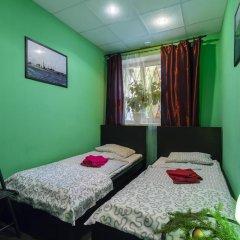 Mini-Hotel Na Beregah Nevy Номер категории Эконом с 2 отдельными кроватями (общая ванная комната) фото 5