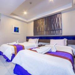 Отель Cubic Pratunam 3* Номер Делюкс с различными типами кроватей фото 2