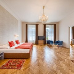 Апартаменты Apartments 39 Wenceslas Square Улучшенные апартаменты с различными типами кроватей фото 2