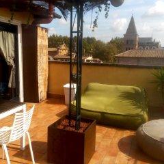 Отель Trastevere Santa Rufina Terrace комната для гостей фото 2