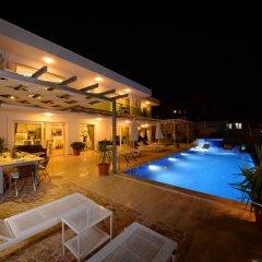 Отель Villa Tiger Exclusive by Akdenizvillam Патара бассейн фото 2