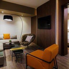 Budapest Marriott Hotel 5* Полулюкс с различными типами кроватей фото 3