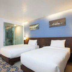 Grand Supicha City Hotel 3* Стандартный номер разные типы кроватей фото 3