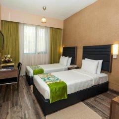 Oasis Deira Hotel Стандартный номер с различными типами кроватей