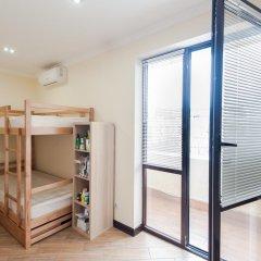 Централ Хостел Сочи Кровать в женском общем номере фото 8