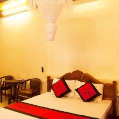 Отель Hoa Mau Don Homestay Номер Делюкс с различными типами кроватей фото 5