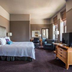 Magnolia Hotel Dallas Downtown 4* Номер Делюкс с различными типами кроватей фото 2