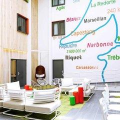 Отель Ibis Styles Toulouse Labège Франция, Лабеж - отзывы, цены и фото номеров - забронировать отель Ibis Styles Toulouse Labège онлайн интерьер отеля