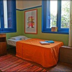 Dioskouros Hostel Стандартный номер с различными типами кроватей