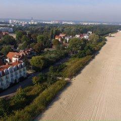 Отель Lival Польша, Гданьск - отзывы, цены и фото номеров - забронировать отель Lival онлайн пляж фото 2