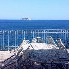 Отель Perla di Naxos Таормина балкон