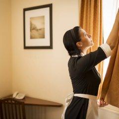 Отель Aliados 3* Стандартный номер с различными типами кроватей фото 8