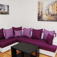 Апартаменты Azzuro Lux Apartments Апартаменты с различными типами кроватей фото 16