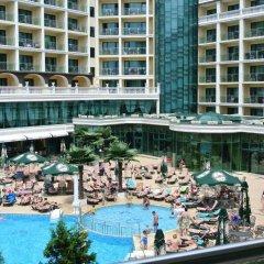 Отель Miramar Planeta Private Apartments Болгария, Солнечный берег - отзывы, цены и фото номеров - забронировать отель Miramar Planeta Private Apartments онлайн бассейн фото 2