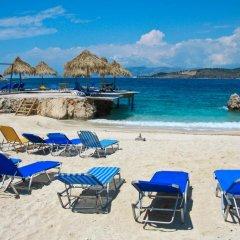 Отель Studios Villa Sonia пляж