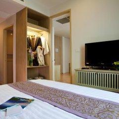 Trang Hotel Bangkok 3* Улучшенный номер с различными типами кроватей фото 3