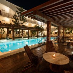 Отель Hm Playa Del Carmen Плая-дель-Кармен бассейн фото 11