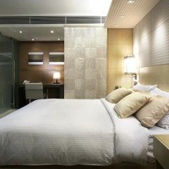 Lotte Hotel Seoul 5* Номер категории Премиум с различными типами кроватей фото 24