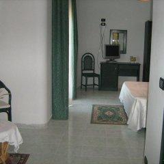 Hotel Ristorante La Scogliera 4* Стандартный номер фото 7
