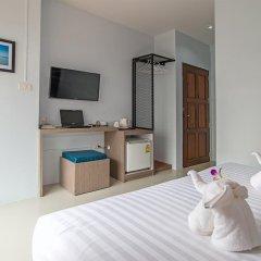Отель Lada Krabi Express 3* Стандартный номер с различными типами кроватей фото 2
