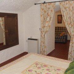 Отель Cuevas de Medinaceli Стандартный номер с разными типами кроватей фото 7