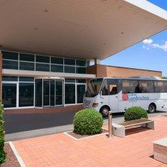 Отель Hilton Garden Inn Rome Airport Италия, Фьюмичино - 2 отзыва об отеле, цены и фото номеров - забронировать отель Hilton Garden Inn Rome Airport онлайн городской автобус