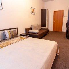 Мини-отель 6 комнат Стандартный номер с двуспальной кроватью фото 4