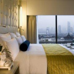 Renaissance Shanghai Yu Garden Hotel 4* Люкс с различными типами кроватей