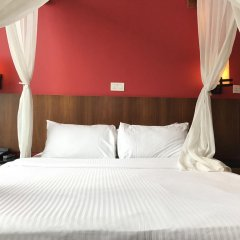 Отель Siloso Beach Resort, Sentosa 3* Люкс с различными типами кроватей фото 6