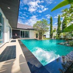 Отель Villas In Pattaya 5* Стандартный номер с различными типами кроватей фото 42