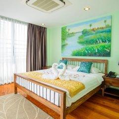 Отель Nine Design Place 3* Люкс с различными типами кроватей фото 4